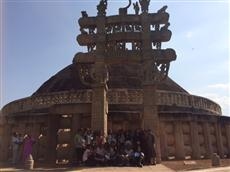 Visit to Bhopal, Sanchi Mandu and Indore trip